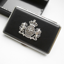 2016 New Product Cigarette Box Slim Lengthen Leather Material Gift