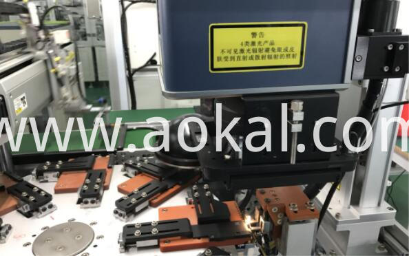 Automatic Welding Laser