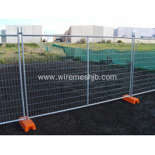 PVC Coated Temporary Fence For Canada