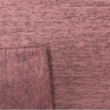 100% Polyester Imitation Linen Dyed Knit Jersey Fabric