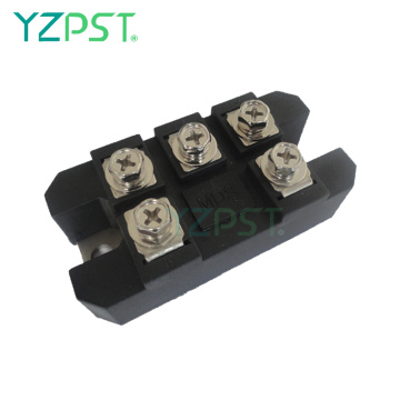 Dc power supply diode bridge rectifier 2400V