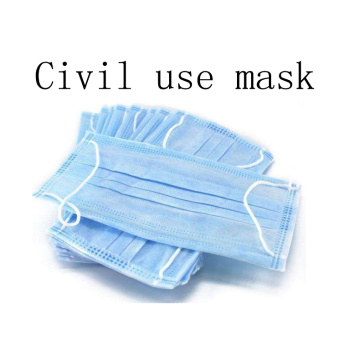 N95 Mask Civil Use Mask Surgical Medical Mask