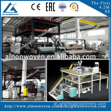2400mm S PP NONWOVEN MAKING MACHINE/high sales pp nonwoven making production line