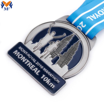 World marathon city majors medal