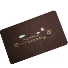 anti-skid door mat dirt trapping doormats