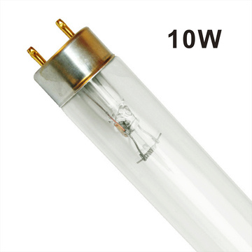 ultraviolet lamp T8 15W boric uv germicidal lamp Glass tube UVC F15T8 Sterilizing ozone lamp