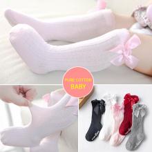 Baby boy Girl Winter Socks Cartoon Kids Spring Autumn Cotton Breathable Keep Leg Warmers Floor Anti-skid Toddler Socks 0-4Y