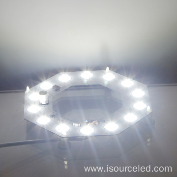 AC linear Lens white light 14W ceiling module