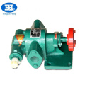 Electric lubrication oil transfer pump