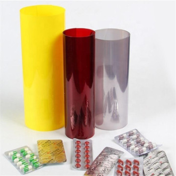 Vacuum Thermoforming Blister Packing PVC Rigid