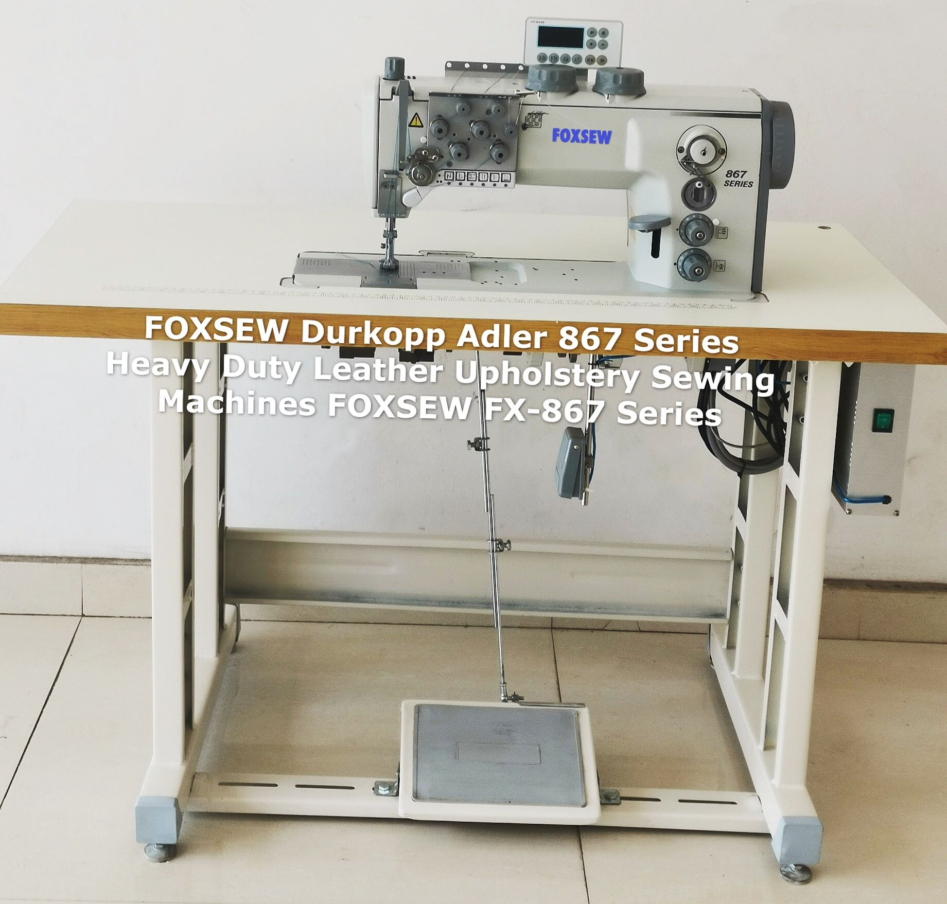 FOXSEW FX-867 Series Machine -1