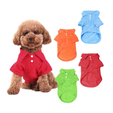 4 Pack Pet Dog Shirts