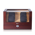 watch winder case with lock