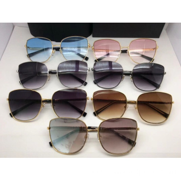 Unisex Oval Full Frame Sun Glasses Wholesale