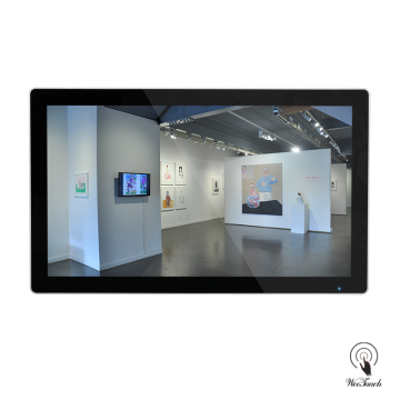 65 Inches Digital Information System for Museum
