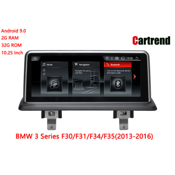 3 Series F30/F31/F34/F35 Headunit Android