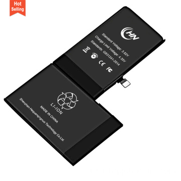 iphone X battery exchange and maintain