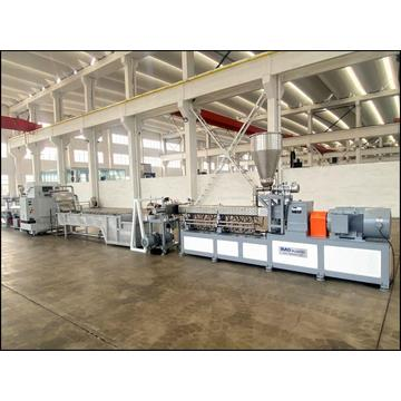 Modular Co-Ratating Parallel Twin Screw Compounding Extruder