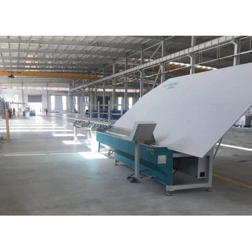 Double glass aluminum spacer bending cutting machine