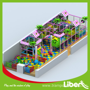 Toddlers indoor amusement playground