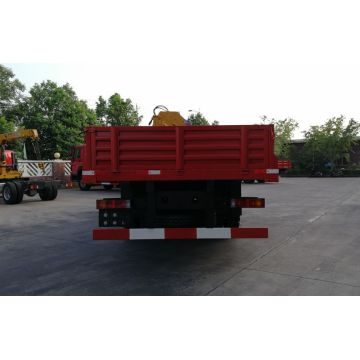 Dongfeng T5 10T Articulated Big Crane Truck
