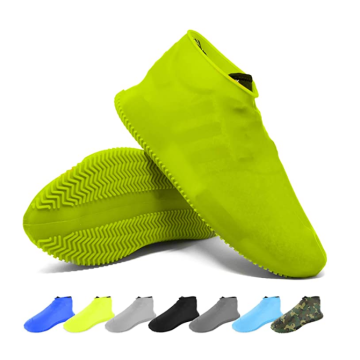 Waterproof Anti Slip  Silicone Rain Shoes Covers