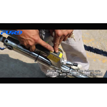 Top Quality Construction Road Crack Sealing Machine