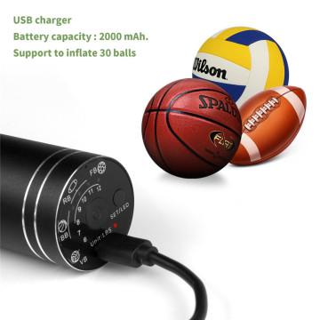 Electric Ball Pump Inflation Portable Ball Pump
