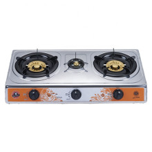Butterfly Three Burner Gas Stove LPG Cooker