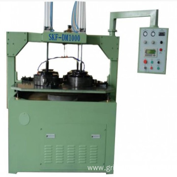 Movements & hands surface lapping and polishing machine