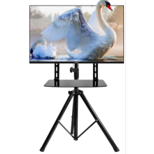 TV tripod stand for display up to 55 inch
