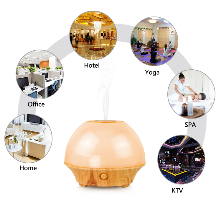 ultrasonic aroma essential oil diffuser