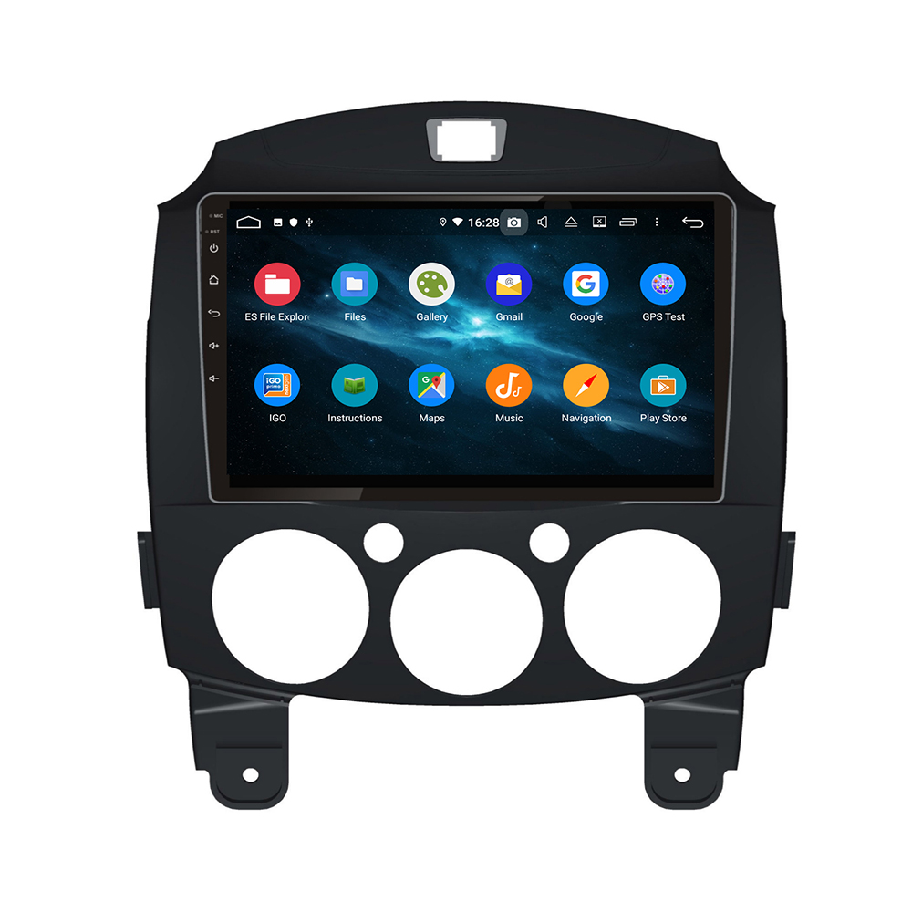 Car Dvd Gps For Mazda 2