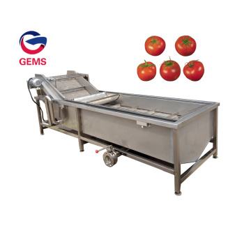Heavy Duty Potato Washing And Grading Machine