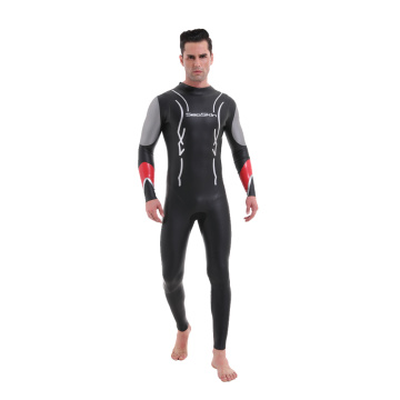 Seaskin Mens High Performance Triathlon Wetsuits