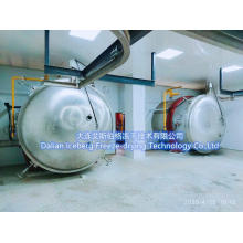 Continuous Batch Freeze Dryer