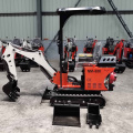 Cheap Price Chinese mini excavator small digger crawler excavator 0.8ton for sale