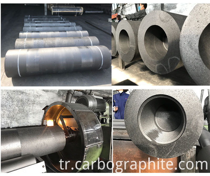 RP 500mm graphite-electrode