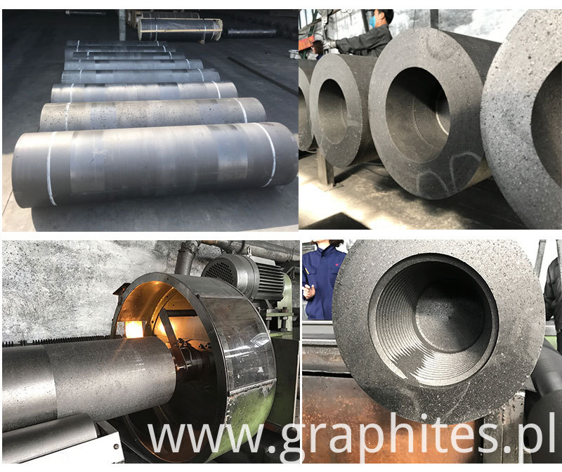HIgh Quality UHP Grade Graphite Electrodes for Sell
