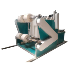 Meltblown slitting non woven cutting machine