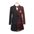 High Quality Uniform Sweater Sport Set School Uniform