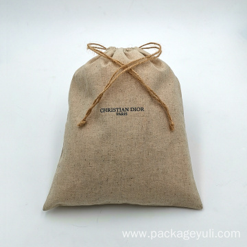 jute drawstring bags for jewelry