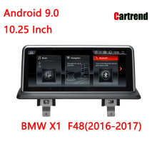 BMW X1 F48 10.25 Dashboard Display