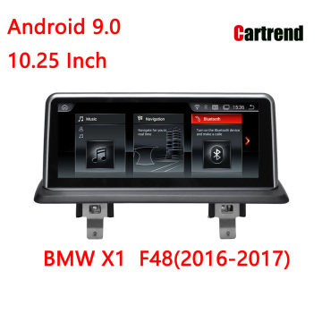 BMW X1 F48 10.25 Nuni Dashboard