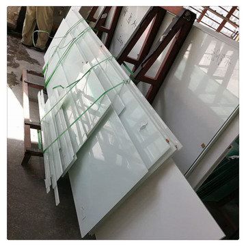 Custom Back Painted Toughened Glass Wall Panels