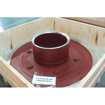 high quality of centrifugal slurry pump spare parts coupling