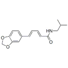 2,4-Pentadienamid, 5- (1,3-Benzodioxol-5-yl) -N- (2-methylpropyl) - (57262548,2E, 4E) - CAS 5950-12-9