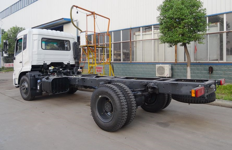 green road car wrecker chassis 2