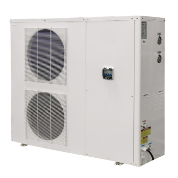 DC Inverter Air & Water Source Heat Pump