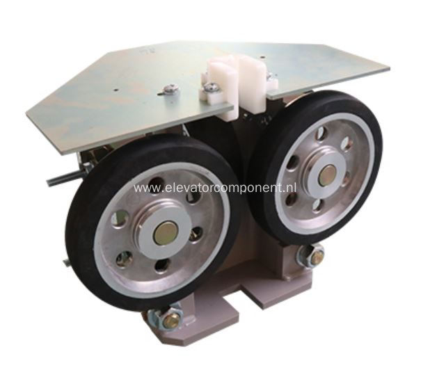 Cabin & Counterweight Side Elevator Roller Guide Shoe